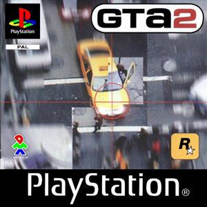 Carátula del juego GTA 2 (PSX)