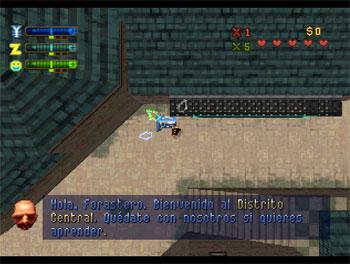 Pantallazo del juego online GTA 2 (PSX)