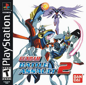 Juego online Gundam Battle Assault 2 (PSX)