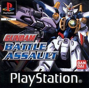Portada de la descarga de Gundam Battle Assault