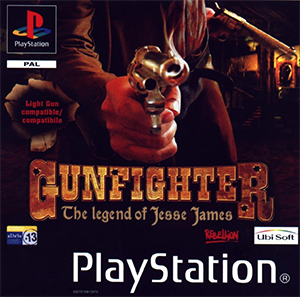Portada de la descarga de Gunfighter: The Legend of Jesse James