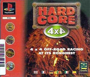 Juego online Hard Core 4x4 (PSX)