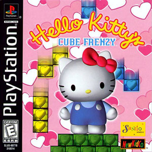 Portada de la descarga de Hello Kitty's Cube Frenzy