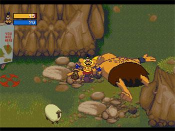 Imagen de la descarga de Herc's Adventures