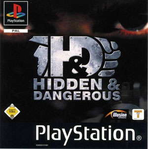 Juego online Hidden and Dangerous (PSX)