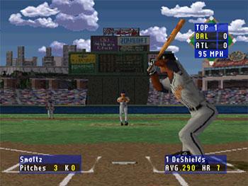 Imagen de la descarga de High Heat Baseball 2000