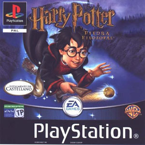 Portada de la descarga de Harry Potter y la Piedra Filosofal