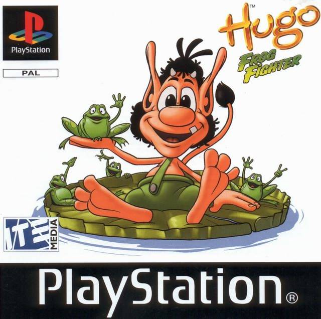 Juego online Hugo: Frog Fighter (PSX)