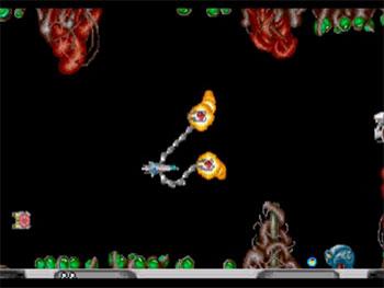Imagen de la descarga de Image Fight & X. Multiply Arcade Gearest