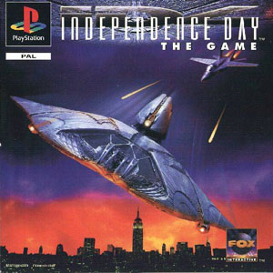 Juego online Independence Day (PSX)