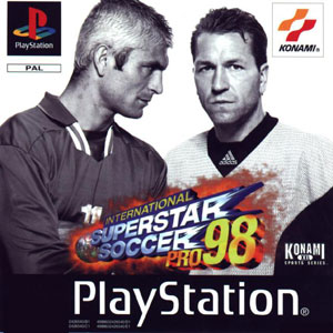 Portada de la descarga de International Superstar Soccer Pro '98