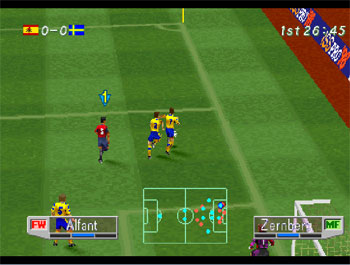 Imagen de la descarga de International Superstar Soccer Pro '98