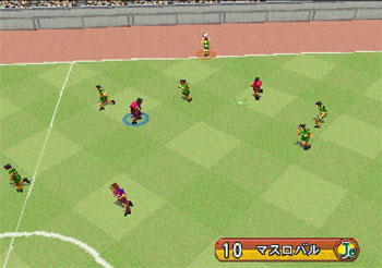 Imagen de la descarga de J.League Soccer Prime Goal EX