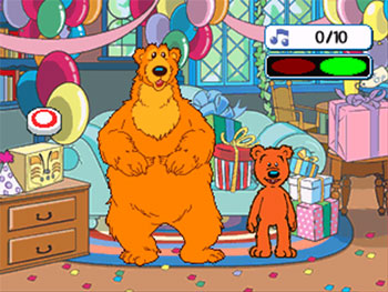 Imagen de la descarga de Jim Henson's Bear in the Big Blue House
