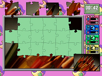 Imagen de la descarga de Jigsaw Madness