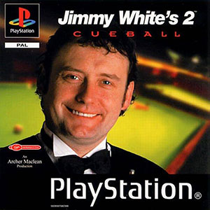 Juego online Jimmy White's 2: Cue Ball (PSX)