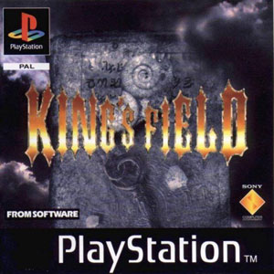 Portada de la descarga de King's Field