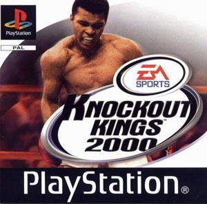 Portada de la descarga de Knockout Kings 2000