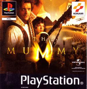 Portada de la descarga de The Mummy
