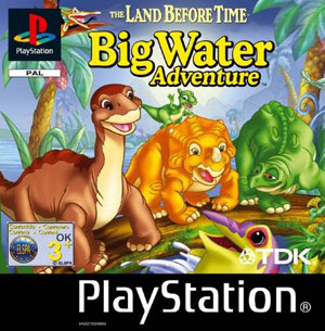 Juego online The Land Before Time: Big Water Adventure (PSX)