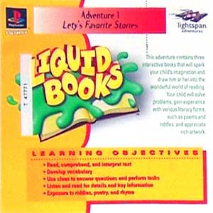 Juego online Liquid Books: Adventure 1 - Lety's Favorite Stories (PSX)