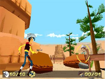 Imagen de la descarga de Lucky Luke: Western Fever