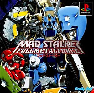 Juego online Mad Stalker: Full Metal Force (PSX)