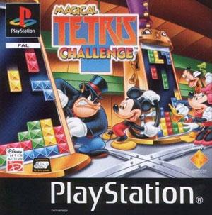 Juego online Magical Tetris Challenge (PSX)