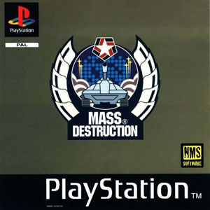 Portada de la descarga de Mass Destruction