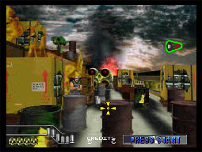 Imagen de la descarga de Maximum Force