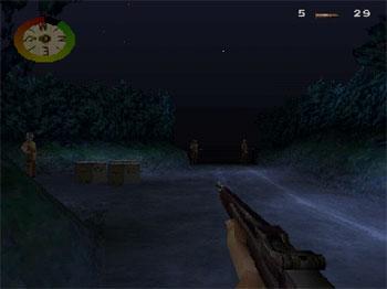 Pantallazo del juego online Medal of Honor (PSX)