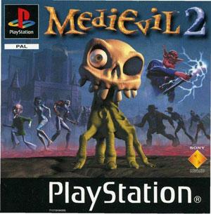 Carátula del juego MediEvil II (PSX)