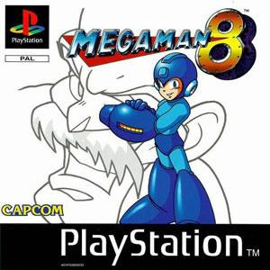 Portada de la descarga de Mega Man 8
