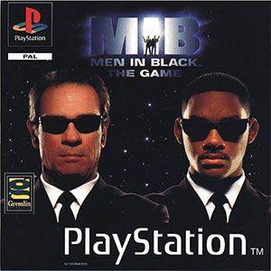 Portada de la descarga de Men in Black the Game