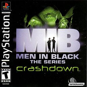 Juego online Men in Black - The Series: Crashdown (PSX)