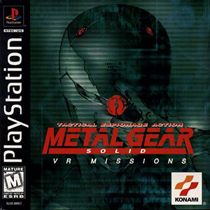 Juego online Metal Gear Solid: VR Missions (PSX)
