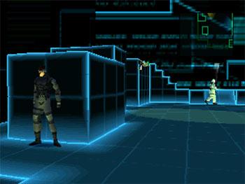 Imagen de la descarga de Metal Gear Solid: VR Missions