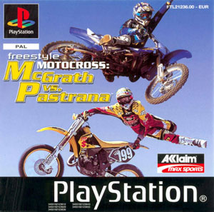 Portada de la descarga de Freestyle Motocross: McGrath vs Pastrana