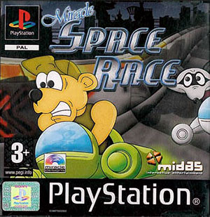 Juego online Miracle Space Race (PSX)