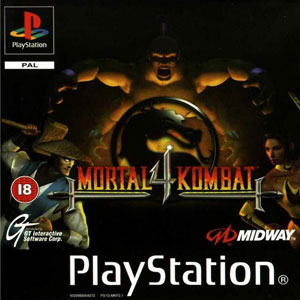 Portada de la descarga de Mortal Kombat 4