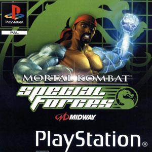 Portada de la descarga de Mortal Kombat Special Forces