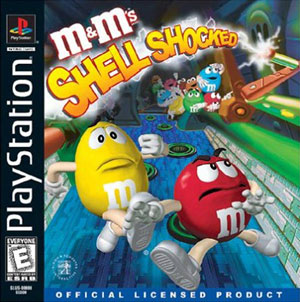 Juego online M&M's: Shell Shocked (PSX)