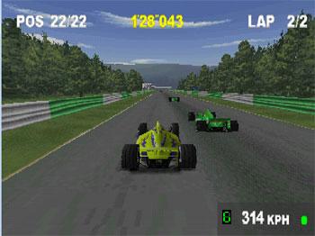 Imagen de la descarga de Monaco Grand Prix Racing Simulation 2