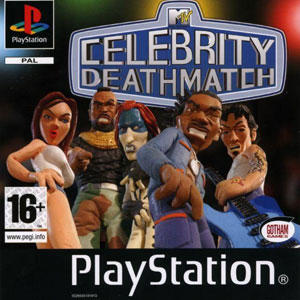 MTV Celebrity Deathmatch ISO ROM Download for PSX