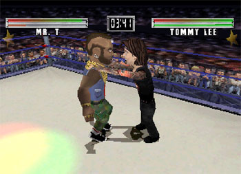 Imagen de la descarga de MTV's Celebrity Deathmatch
