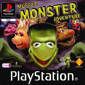 Portada de la descarga de Muppet Monster Adventure