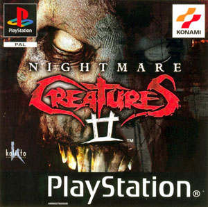 Portada de la descarga de Nightmare Creatures II
