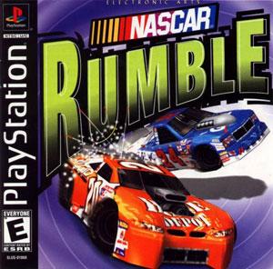 Portada de la descarga de NASCAR Rumble