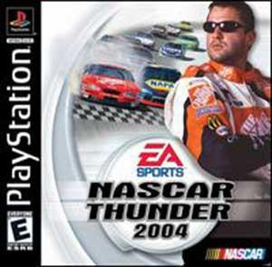 Juego online NASCAR Thunder 2004 (PSX)