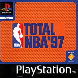 Portada de la descarga de Total NBA '97